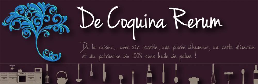 De Coquina Rerum