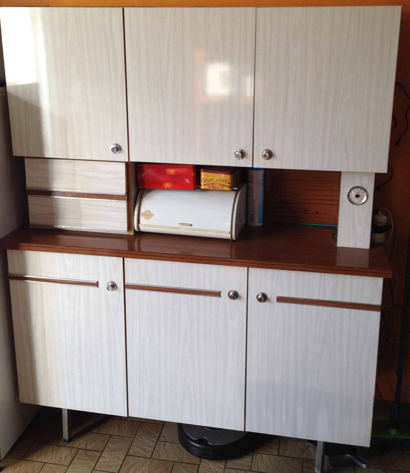 Le formica c tait formidable et made in france de - Buffet cuisine formica ...
