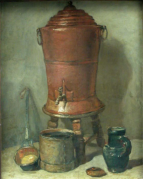 Fontaine filtrante Chardin