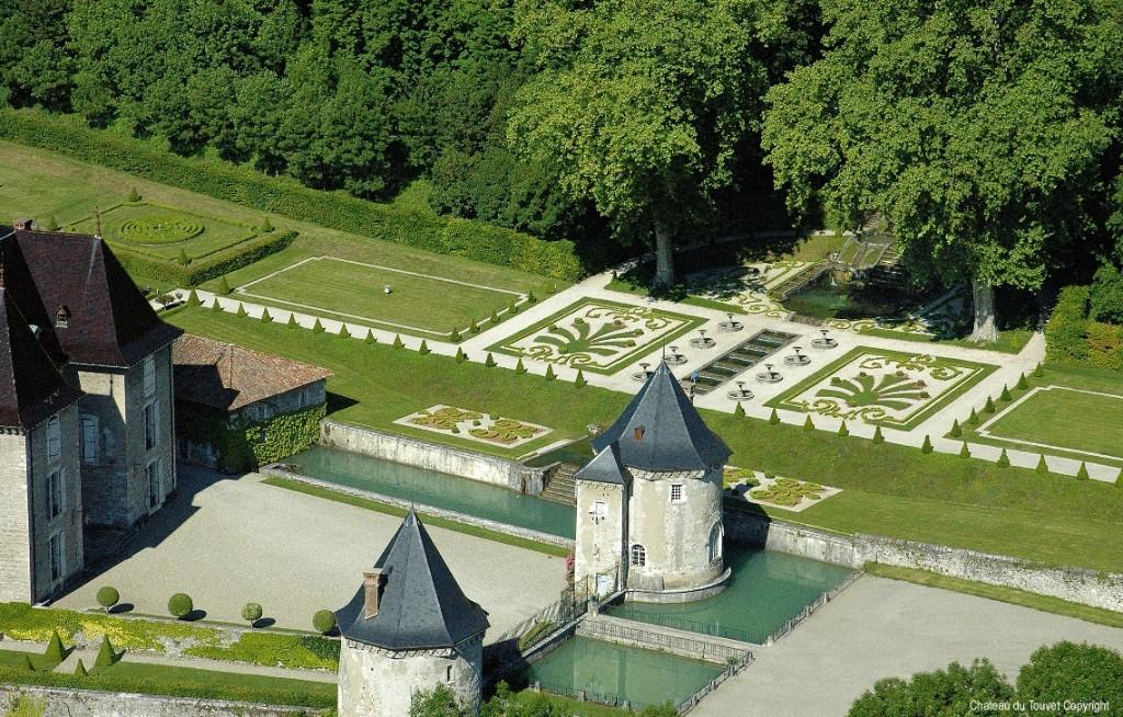 © Château du Touvet