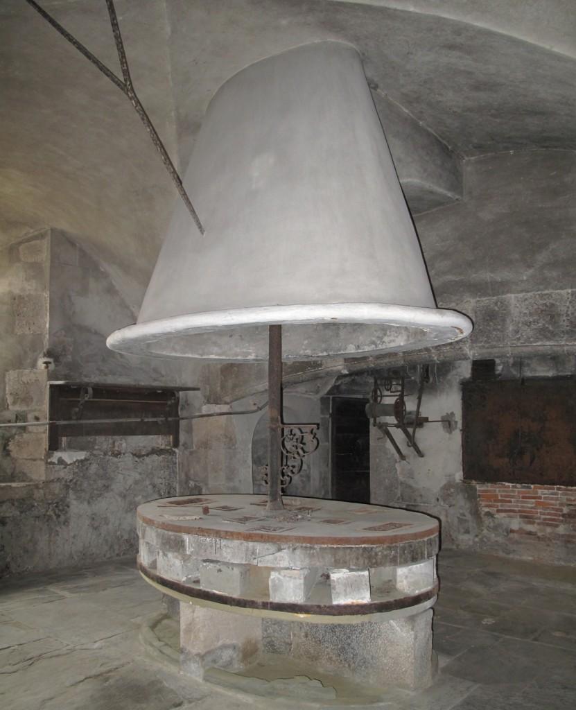 Potager central cuisine du Chateau du Touvet_dcr